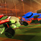 Rocket League Update Brings Out Little Ones with Hot Wheels
