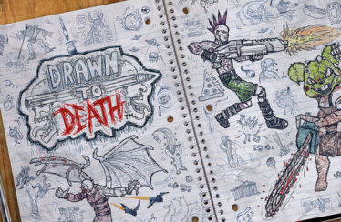 drawn to death April's Free PlayStation Plus Games
