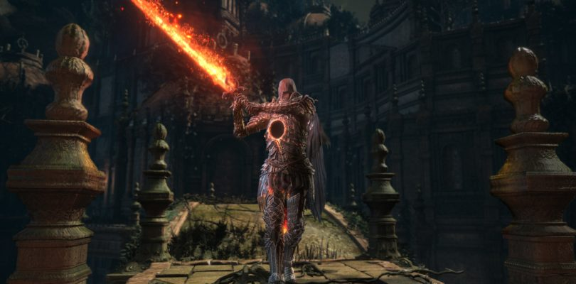 Dark Souls  Ringed City Ps Frame Rate