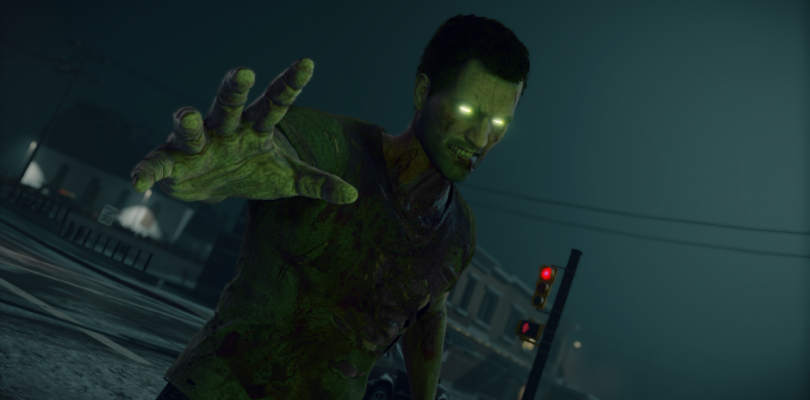 Capcom and Microsoft sent out word today that the big content update for Dead Rising 4: Frank Rising DLC
