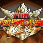 Fire Pro Wrestling World - two kinds of wrestling game fans