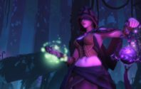 Seris Brings Dark Magic into Paladins with Souls & Shadows Update