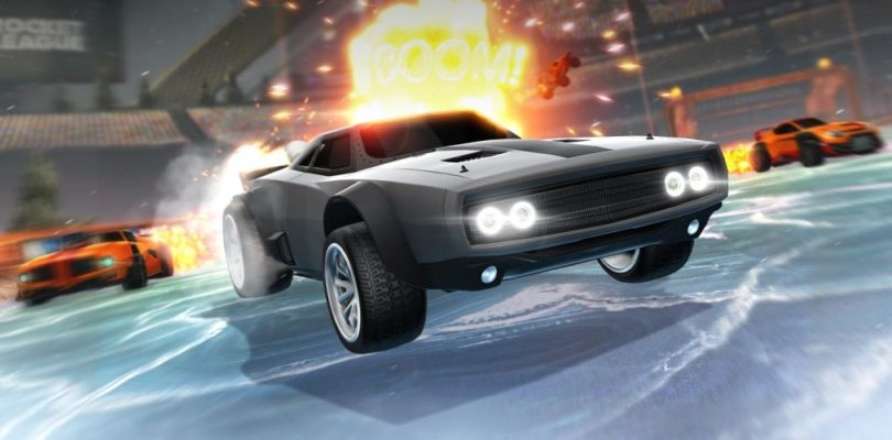 china Fate of the Furious Rocket League
