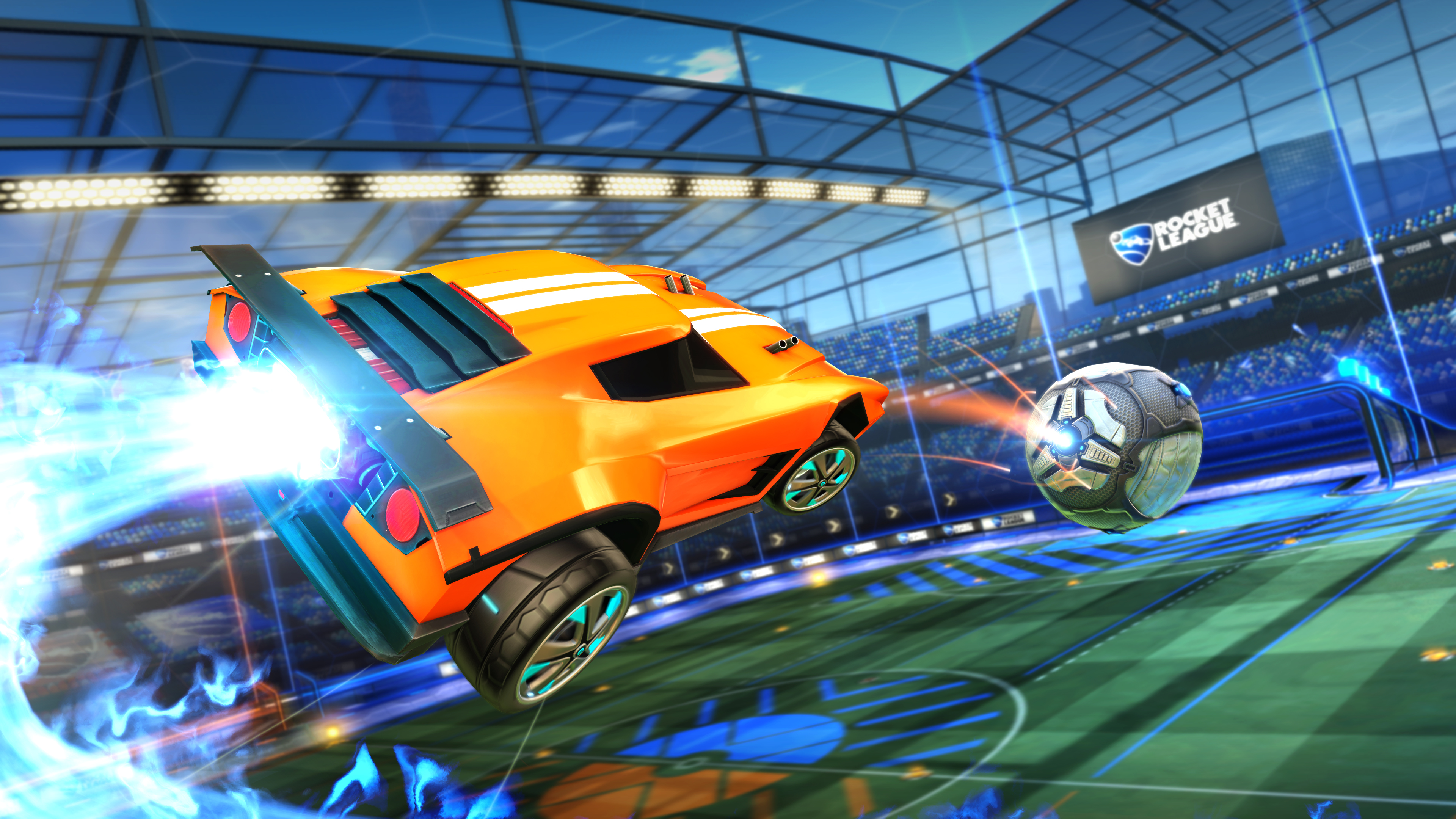 Rocket League Themed Pull-Back Racer Toys Coming to North ...