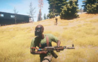 Rust Finally Ready to Exit Early Access After Three Years on Steam