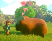 Yonder Scores a PS4 Release Date & Fluffcubs