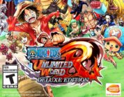 ONE PIECE UNLIMITED WORLD RED EDITION