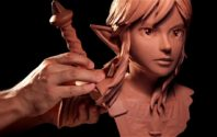 Amazing Video Shows Off Sculpting Link From The Legend of Zelda