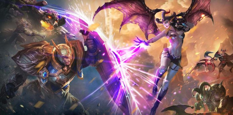 Mobile MOBA Mania Arrives in EU with Arena of Valor