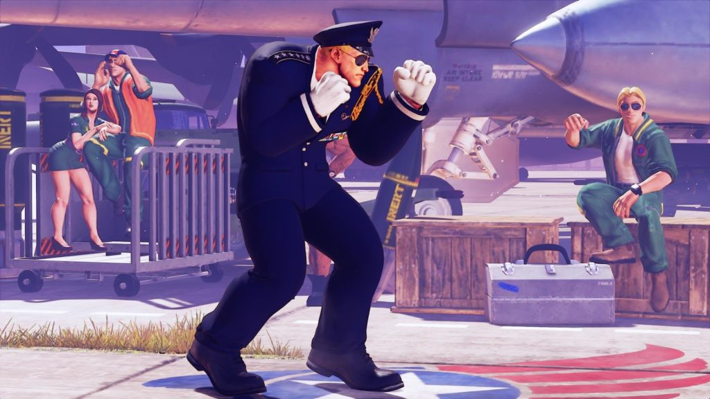 Street Fighter V 30th Anniversary Costumes Will Appear On August 29, 2017