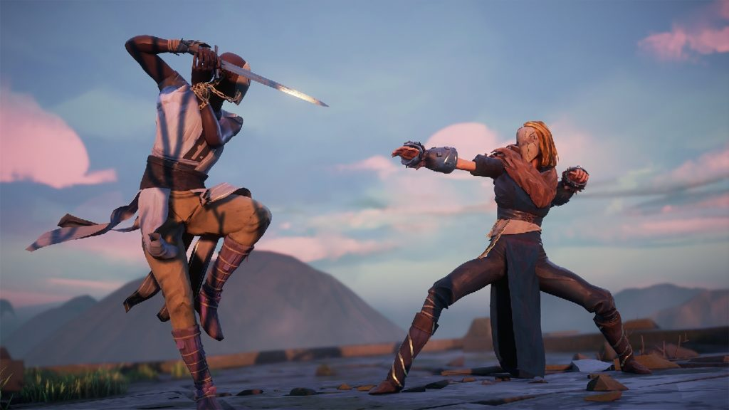 Absolver kicks off its release with fancy launch trailer